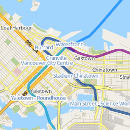 S44 Bus Time >> Route 44 Ubc Downtown Transitdb